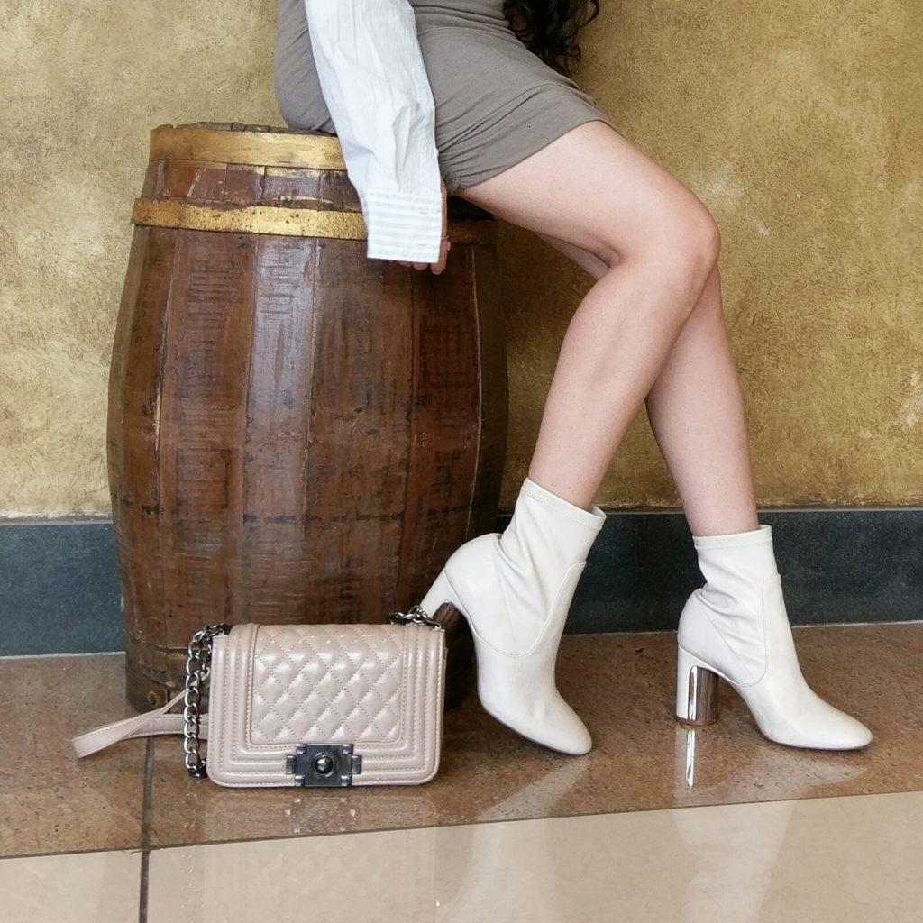 Zara Boots Details