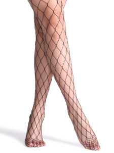 Black Sexy Fishnet Stockings