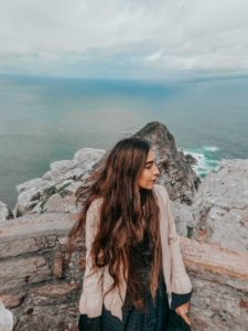 cape town neha menghwani , stylessential, stylessential blog, travel diaries, trave lbog, south africa tourism, travel, cape point, cliff, sea, scenery, what to do in cape town, tourism, travel blogger, fashion blogger, indian travel blog, vero moda, my glamm, mastercard, vacation, goals,