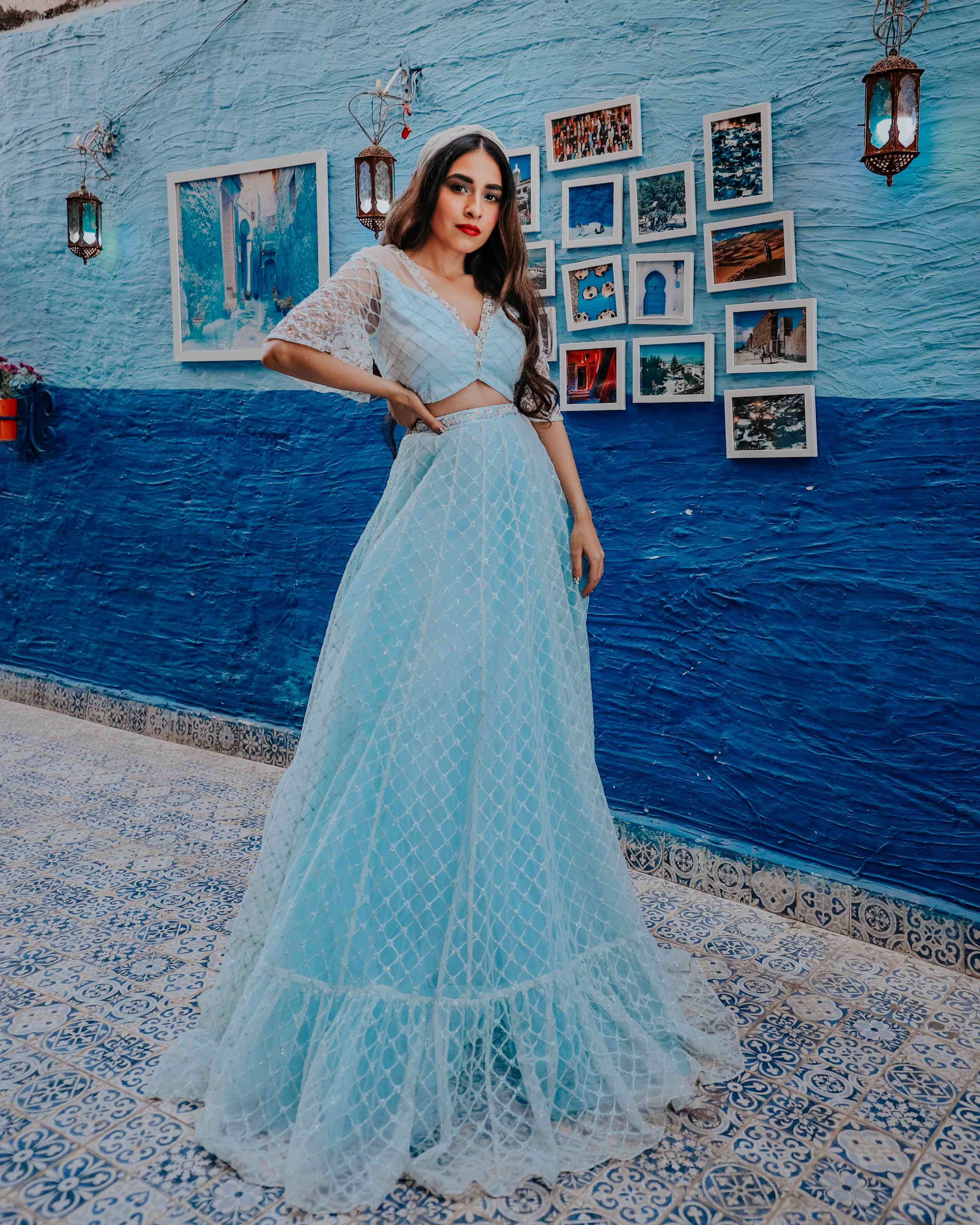 blue lehenga,princess outfit, princess lehenga, pernias pop up shop, Blue gown, wedding outfits, indian wedding outfit, indian wedding outfit ideas,bridesmaid outfit ideas, blue mermain gown, blue mermaid lehenga, shaadi outfits for bride, wedding outfit ideas, indian wedding guest outfit, idian wedding guest outfit ideas, indian wedding outfit under 50,000, indian wedding guest outfit budget, blue embroidered lehenga, indian traditional dress, blue net lehenga choli, buy lehenga online,